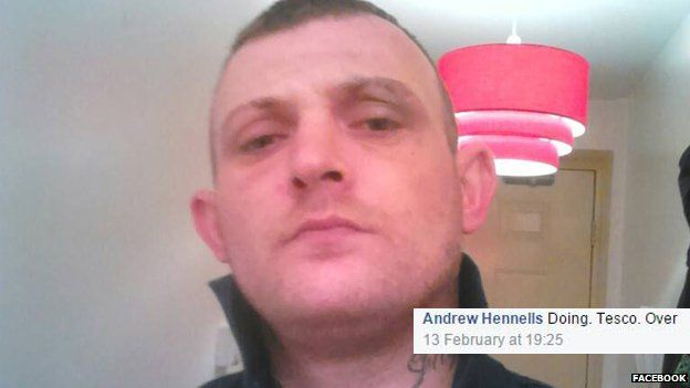 Burglar puts his pic on Facebook