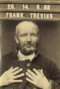 Mugshot Frank Treviss
