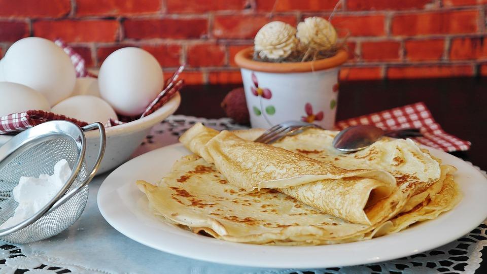 pancake day stack
